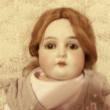Antique German Doll - Adolf  Wislizenus - 1851-1931 - Dolls