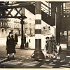 135th St and 8th Ave. Harlem, April 25, 1937
