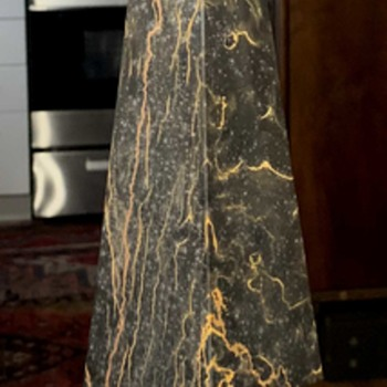 Egyptian Marble Obelisk - Gemstones