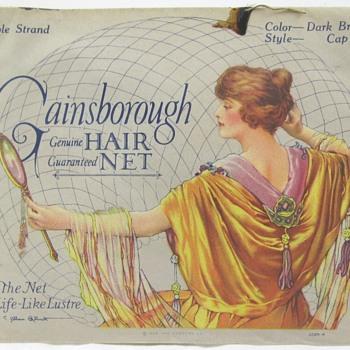 Antique Hair Nets
