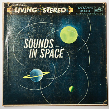 SOUNDS IN SPACE - Records