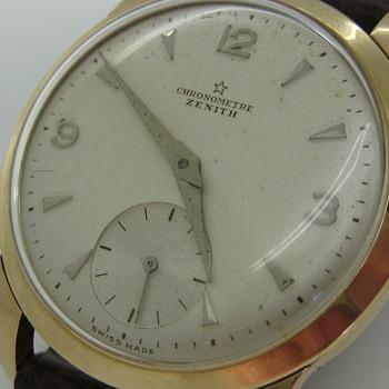Zenith Chronometer Calibre 135