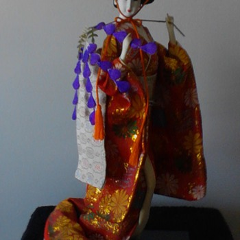 FUJIMUSUME    The wisteria maiden - Dolls