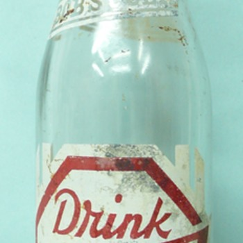 Bob's Cola / Swanee Beverages - Bottles