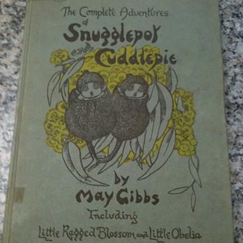 Snugglepot & Cuddlepie - dated ???? - Books