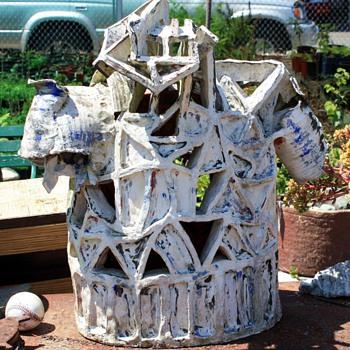 Torso Sculpture - Mid-century / School of Peter Voulkos??? - Fine Art