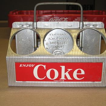 Coca-Cola Carrier - Coca-Cola