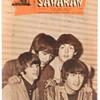 Beatles Sahara Hotel Magazine-October 1964