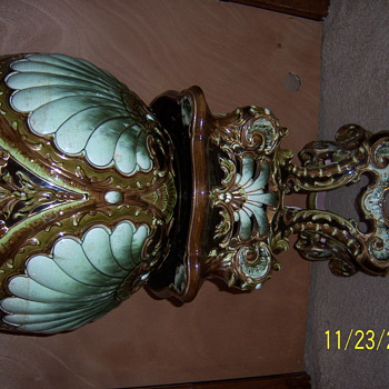 Ceramic Jardiniere - Pottery