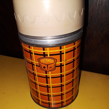 smaller old THERMOS insulated travel bottle - Kitchen