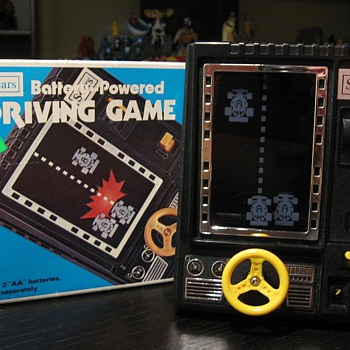 Late '70s Sears Racing Game