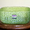 Crackle bowl by Toyo