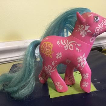 Vintage pony - Dolls
