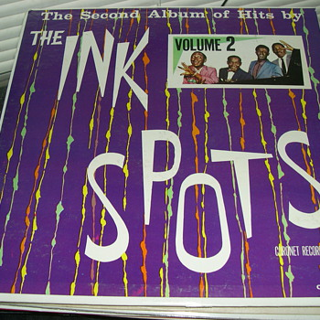 THE INK SPOTS MY COLLECTION PART 2