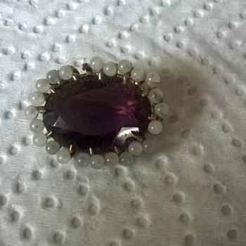 Old Pin - Fine Jewelry