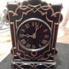 Unknown Black Mantel Clock