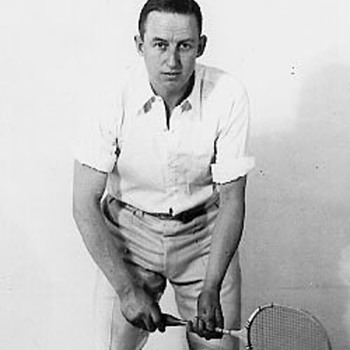 """World Champion"" vintage ""Jack Purcell Played"" Badminton Racquet Donated to the Canadian Sports Hall of Fame!!"