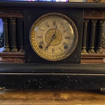 Mantel Clock - ID Help - Clocks