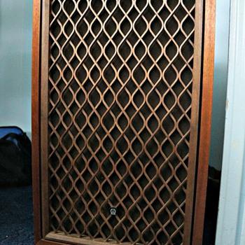 "Vintage 1970s 12"" Pioneer CS-701 speakers 70W - Electronics"
