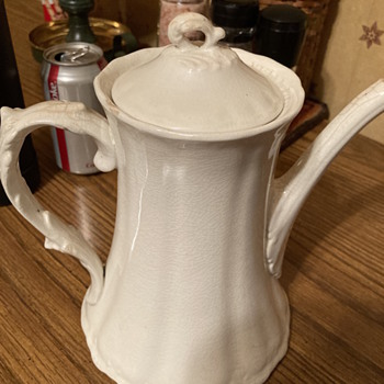 Homer Laughlin pitcher  - China and Dinnerware