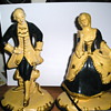 George & Martha Washington Figurines