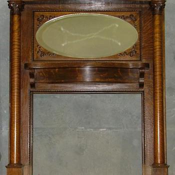 Victorian Fireplace Mantel - Victorian Era