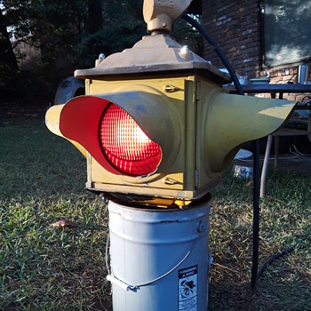 FOURWAY traffic signal beacon (update) - Lamps