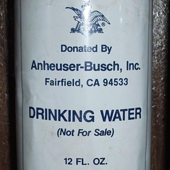 Anheuser-Busch Inc. Water