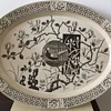 Large Minton Platter 1878