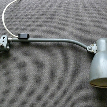 Christian Dell designed Kaiser Idell 6729  - Art Deco