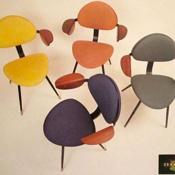 Impressive Carlo Mollino Armchair from Lutrario  - Furniture