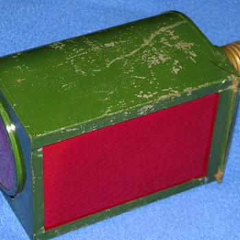 Vintage Brownie Safelight Lamp (KODAK CO.)