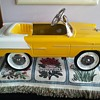 1955 Chevy Convertible pedal Car