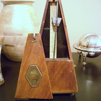 Antique Metronome - Music Memorabilia