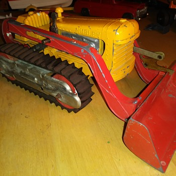 Hubley Front End Loader - Tractors
