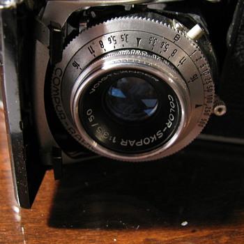 Voigtlander Vito 2 Camera     1940 - 1950 - Cameras