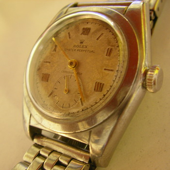 Rolex Oyster Perpetual Automatic Wristwatch