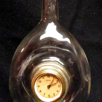 Kaiser clock in a bottle - Clocks