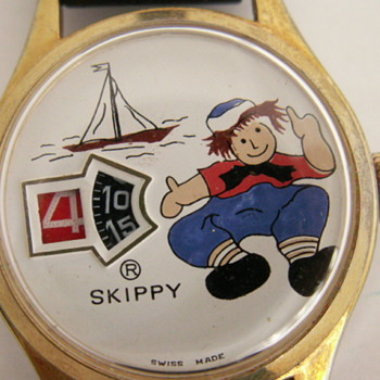 Skippy Watch - Wristwatches