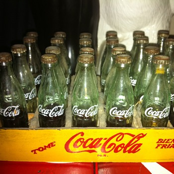 Are these worth anything, not that i would sell them. - Coca-Cola