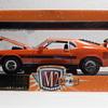Die Cast 1970 Orange Mustang Mach 1 428 Twister Special