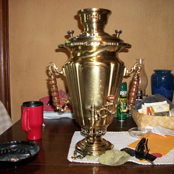 Russian Samovar - Kitchen