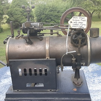 Live Steam Engines  - Toys