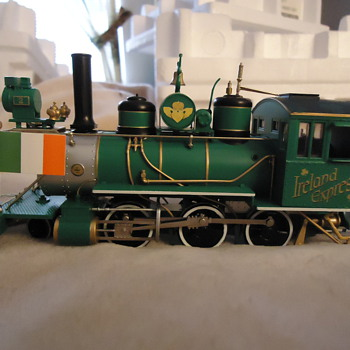 Hawthorn,Irish train - Model Trains