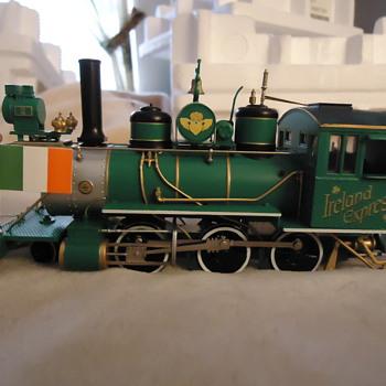 Hawthorn,Irish train - Model Trains