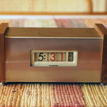"Tymeter/Pennwood ""Explorer"" Model 920, 1966"