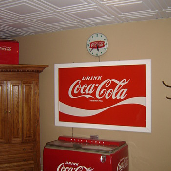 My coke corner! - Coca-Cola