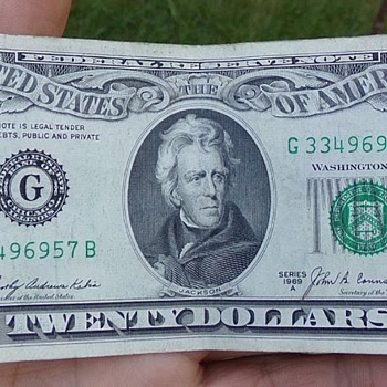 Jackson Returns - US Paper Money
