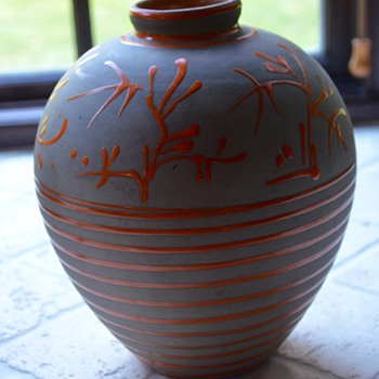 Nittsjo Pottery Artist ID and Era Please