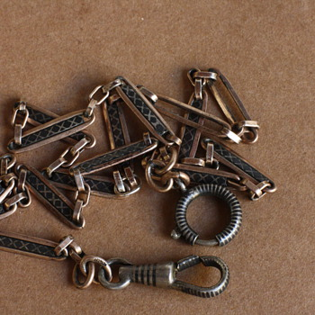 Antique silver chains - Fine Jewelry